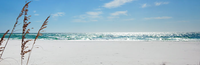 Niceville FL Newcomer Information - Beach in Destin